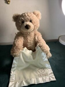 New without tags Gund Peek A Boo Bear
