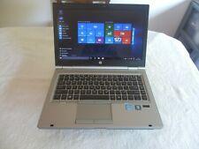 PC HP EliteBook 8460p i5-2520M CPU  2.50GHZ /8 GB RAM 320GB HDD