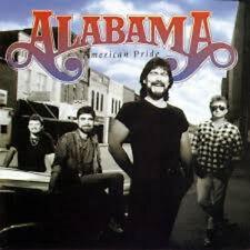 ALABAMA-AMERICAN PRIDE-George Strait,Clint Black,Mark Chesnutt,Toby Keith,