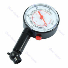 Tyre Measure Car Vehicle Auto Motorcycle Bicycle Dial Tire Gauge Meter Pressure