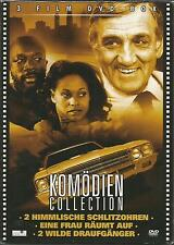 Komödien Collection Box (3-Filme) NEU / DVD #11972