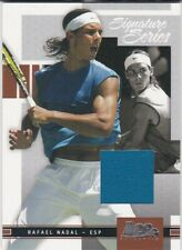 Rafael Nadal 2005 ACE Authentic Jersey RC Rookie /500 13X French Open SP GOAT?