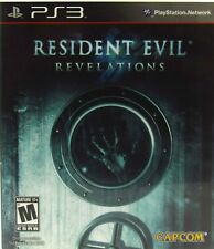 Resident Evil: Revelations Sony Play Station 3 2013 PS3 No Manual