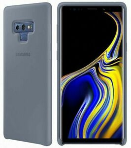 Original Samsung Galaxy Note 9 Silikon Cover Case Schutzhülle Hülle EF-PN960