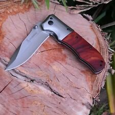 Browning  DA51  Folding knife Hunting Knife  Survival, Camping Fishing Au Stock