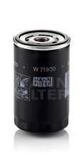 Ölfilter für Schmierung MANN-FILTER W 719/30