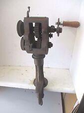 Peck Stow & Wilcox Tinsmith Blacksmith Sheet Metal Beading Machine Patent 1888