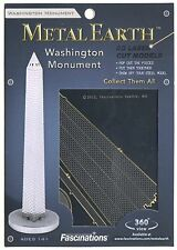 Metal Earth Washington Monument 3D Puzzle Micro Model