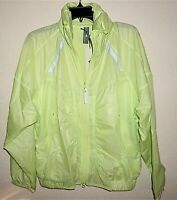ADIDAS WOMEN'S RUNNING by Stella McCartney 4 LIGHT JACKET FK9686 SIZE L  NWT 170