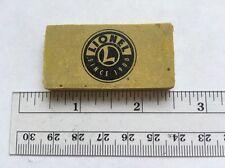 Lionel ~ Track cleaning eraser