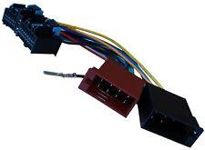 Adaptateur faisceau câble ISO autoradio pour Chevrolet Nubira Cadillac BLS