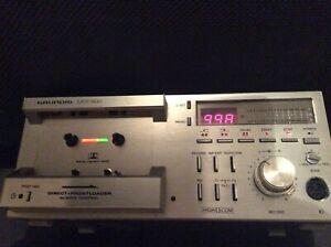 Grundig MCF-600 Tapedeck Vintage Sammler highcom