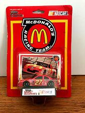 NASCAR Racing Champions 1/64 McDonald's Racing Team 1996 - NIP Free Ship