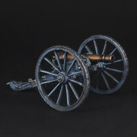 Tin soldier, British 9 pound cannon, Period of the Napoleonic Wars, 54 mm