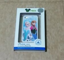 NEW DISNEY PARKS FROZEN ANNA AND ELSA WINTER I PHONE CASE  4S LIMITED RELEASE