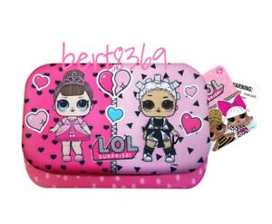 LOL Surprise! School Supplies  BRAND-NEW with Tags PENCIL CASE *VHTF*