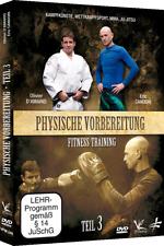 Physische Vorbereitung Fitness Training für Kampfsportler Vol.3 DVD Ju-Jitsu MMA
