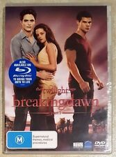 The Twilight Saga - Breaking Dawn Part 1 (DVD) **BRAND NEW / SEALED** (Region 4)