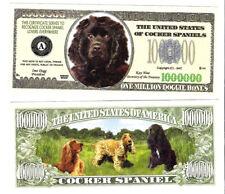 Dollarschein   Cocker Spaniel One Million Doggie Bones