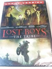 Lost Boys - The Tribe  Uncut Version  (DVD, 2008) NEW Sealed