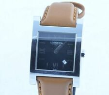 Longines Dolce Vita Men's Watch Quartz Steel/Steel 30mm Rar