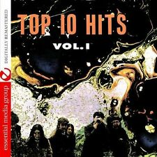Tempo Int'l Productions - Top Ten Hits 1 [New CD] Manufactured On Demand, Rmst