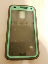 Ulak Knox Armor Heavy Duty Mint Green / Gray Case For Galaxy Note 4 C97 Used