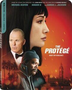 The Protégé [4K UHD] [Blu-ray], Very Good DVD, Robert Patrick,Caroline Loncq,Ray