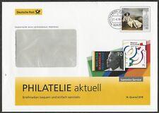 Eigenausgabe vom 21.6.18 - Goethe in der Campaga - 145 Cent - PHILATELIE aktuell