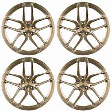 "20"" STANCE SF03 BRONZE FORGED CONCAVE WHEELS RIMS FITS HONDA ACCORD COUPE"