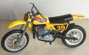 Polistil Moto cross cod MS 649 Puch cross n° 39 éch 1/12ème