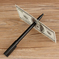 Magic Pen Close Up Penetration Through Paper Dollar Bill Money Tricks Tool
