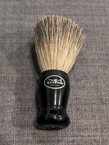The Art Of Shaving ~ Shave Brush ~ 100% FINE Badger ~ Handmade In Germany