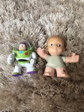 Disney Pixar Toy historia 3 Packs Paquete Figuras Grandes Amigos Bebé Buzz Lightyear