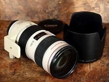 Canon EF 70-200mm f/2.8L IS USM Lens - Good Condition