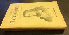 F.  SCHILLER Teatro completo. 1896  Napoli Lubrano Editore   18/7