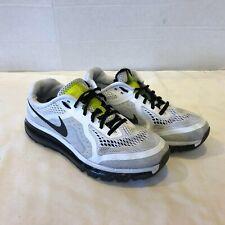 new arrival 775a9 dc87d Nike Air Max 2014 Men s Shoes White Black-Pure Platinum-Volt 621077-