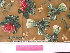 Cotton - Quilting - P&B Textiles - Gardenscapes by Susie M Robbins - 1 yard ++