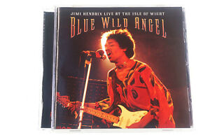 Jimi Hendrix-Blue Wild Angel 888430388222 CD A407