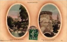 CPA  Valenciennes - Parc de la Dodenne - Tour de la Dodenne et Saint-...(513223)