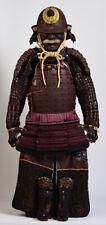 Late 17th - Early 18th C., Momoyama, A Set of Antique Japanese Samurai Armor