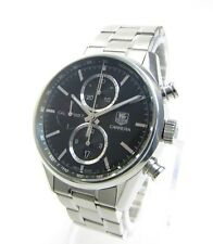 Tag Heuer Carrera Heritage Date Automatik Chronograph-Calibre 1887-41 mm Modell!