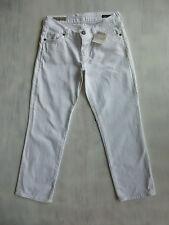 Citizens of Humanity Kelly Cropped 3/4 Jeans Short Hose slim weiß Gr XXS W24 Neu
