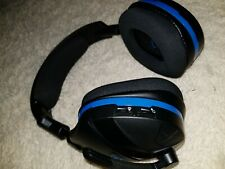 Turtle Beach Stealth 600 PS4 Black and Blue Wireless Headsets