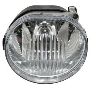 NEW Passenger Right Genuine Mopar Fog Light Lamp Assembly For Jeep Liberty 02-04