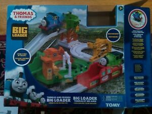 Thomas & Friends Thomas Motorized Big Loader (Tomy)  Boxed