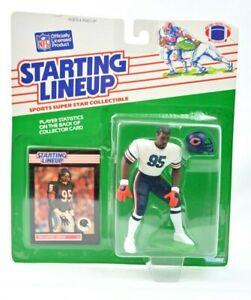 NEW NOS 1989 Kenner NFL Starting Lineup Richard Dent Chicago Bears C