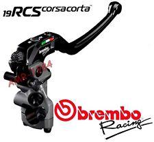 POMPA FRENO BREMBO RADIALE RCS 19 Corsa Corta BREMBO RACING  110C74010