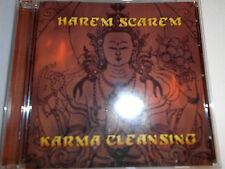 HAREM SCAREM Karma Cleansing CD 1997 Rubber Magnum Ten Poison Mötley Crüe Kiss
