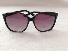 BNWTT 100% auth Missoni, Ladies Black sunglasses with logo. RRP £340.00